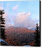 San Jacinto Mountains - California Canvas Print by Glenn McCarthy Art and Photography