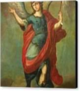 San Miguel Arcangel Canvas Print