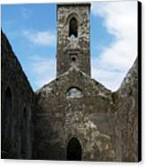 Sanctuary Fuerty Church Roscommon Ireland Canvas Print