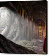 Sanctum Canvas Print by John Edwards