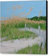 Sand Dunes No. 3 Canvas Print