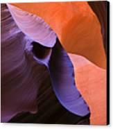 Sandstone Apparition Canvas Print by Mike  Dawson