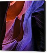 Sandstone Cascade Canvas Print
