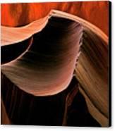 Sandstone Melody Canvas Print by Mike  Dawson