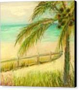 Sanibel Breeze           Copyrighted Canvas Print