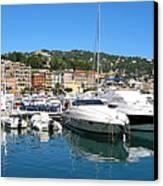 Santa Margherita Ligure Panoramic Canvas Print