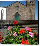 Sao Miguel Arcanjo Church Canvas Print