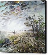 Sapelo Island Canvas Print by Richard Barham