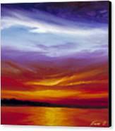 Sarasota Bay I Canvas Print