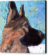 Sarge II Canvas Print