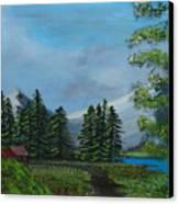 Saskatchewan Canvas Print