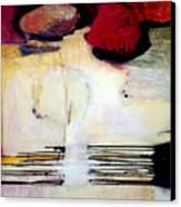 Sausalito Leap Of Faith Canvas Print