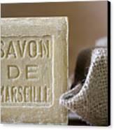 Savon De Marseille Canvas Print