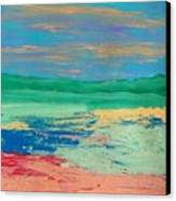 Scape Canvas Print by Helene Henderson