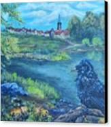 Schwabach Statthalter Canvas Print