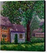 Schwabs Fudge Canvas Print