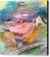 Scotland 17 Canvas Print