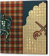 Scottish Arabian Canvas Print