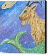Sea Goat Canvas Print
