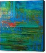 Sea Ligthts Canvas Print