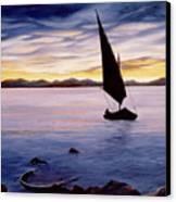 Sea Of Souls Canvas Print