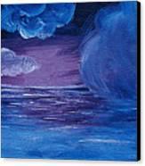 Sea Storm Canvas Print by Jera Sky