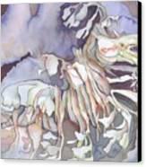 Seadragon Fantasy II Canvas Print