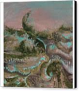 Seascape-2 Canvas Print