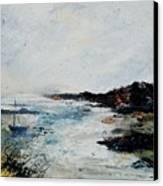 Seascape 68 Canvas Print