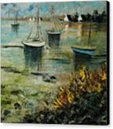 Seascape 78 Canvas Print