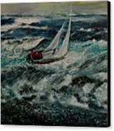 Seascape 97 Canvas Print