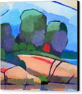 Seascape IIi Canvas Print