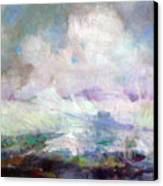 Seascape-untitled Canvas Print