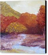 Season Change Canvas Print