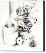 Sec Canvas Print