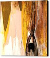 Second Lady Canvas Print by Anthony Burks Sr