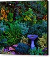 Secret Garden Canvas Print by Helen Carson