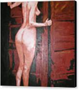 Secret Canvas Print