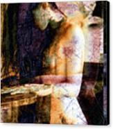 Secrets Canvas Print by Bob Orsillo