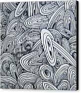 See Study Six Canvas Print