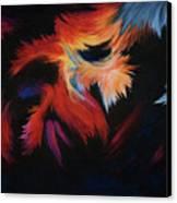 Seizure Canvas Print