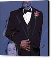 Self Portrait 2408 Canvas Print