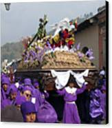 Semana Santa Procession V Canvas Print