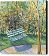 September Afternoon Canvas Print