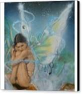 Serenity Canvas Print by Crispin  Delgado