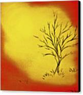 Serenity Canvas Print by Joseph Palotas