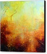 Serenity Canvas Print by Lolita Bronzini