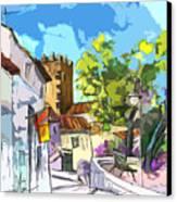 Serpa  Portugal 01 Bis Canvas Print