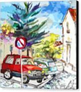 Serpa  Portugal 02 Bis Canvas Print