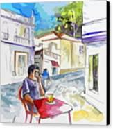 Serpa  Portugal 05 Bis Canvas Print